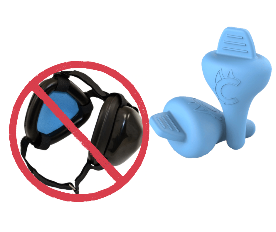 how in ear dog earplugs are superior to dog muffs cover